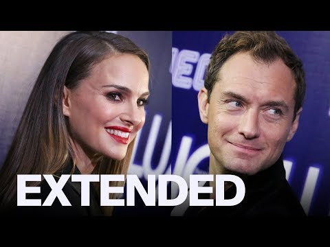 Natalie Portman & Jude Law On 'Vox Lux' | EXTENDED Mp3