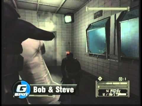 Bob & Steve Part 9 (Splinter Cell)
