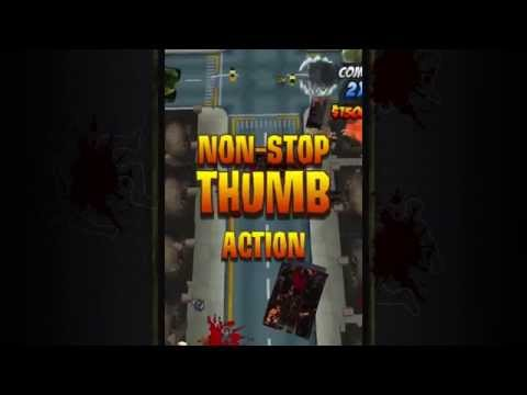 Thumbzilla Mobile Game: Available for FREE Google Play, IOS and Amazon