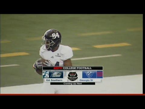 11/19/16 Georgia Southern vs Georgia State Highlights