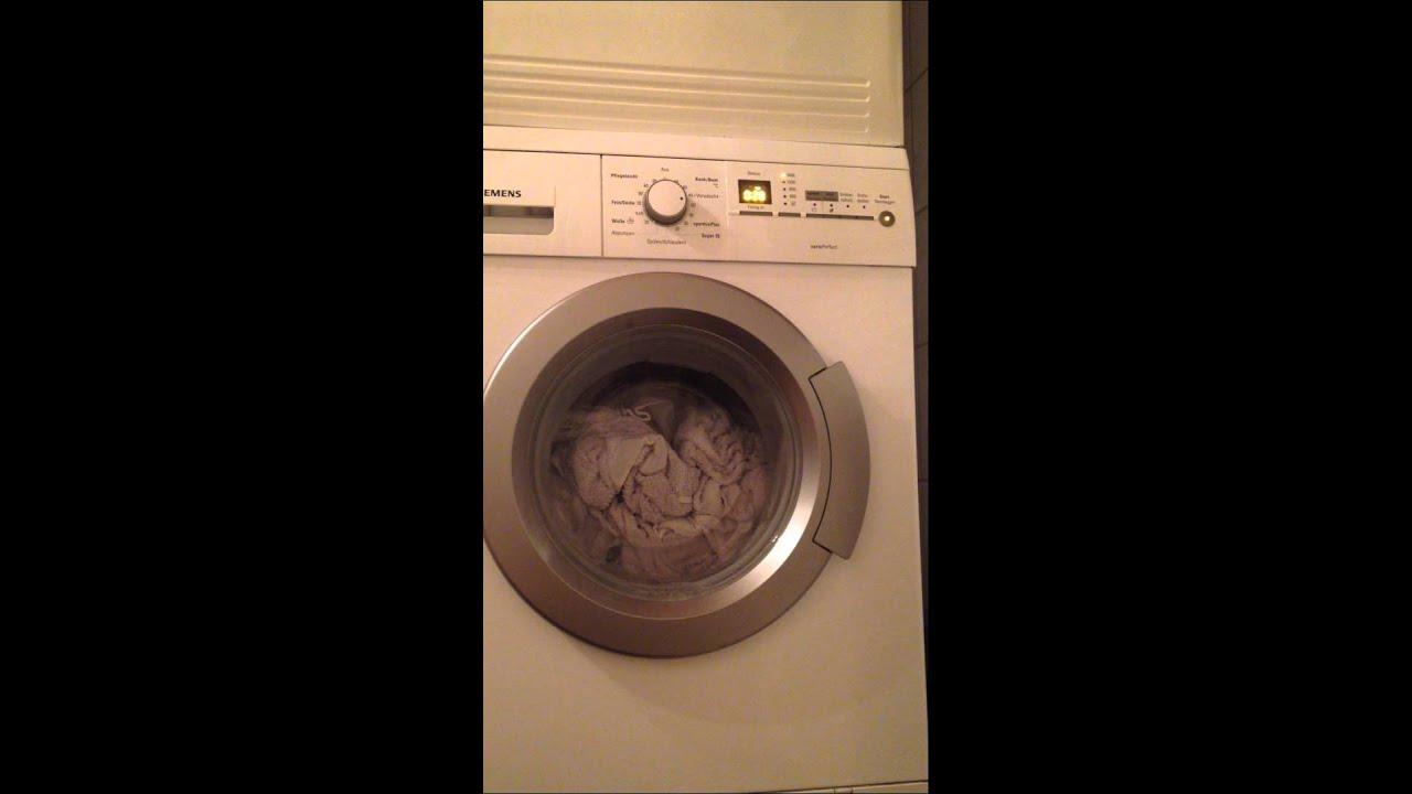 siemens waschmaschine kracht und bersch umt st ndig doovi. Black Bedroom Furniture Sets. Home Design Ideas