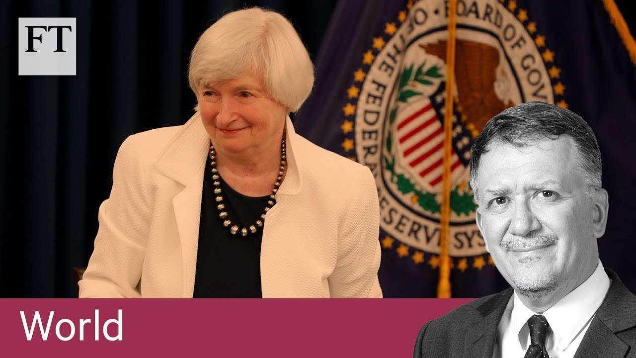 Janet Yellen's Fed