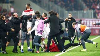 Η παρακάμερα του Ολυμπιακός - Μίλαν / Olympiacos - Milan behind the scenes