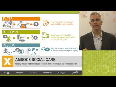 Amdocs Social Care Solution