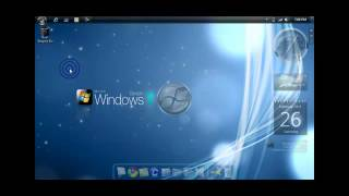 Windows 7 Dark Deluxe 2013