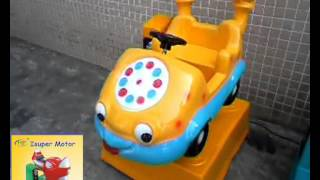 Kids Rider Swing Machine.avi