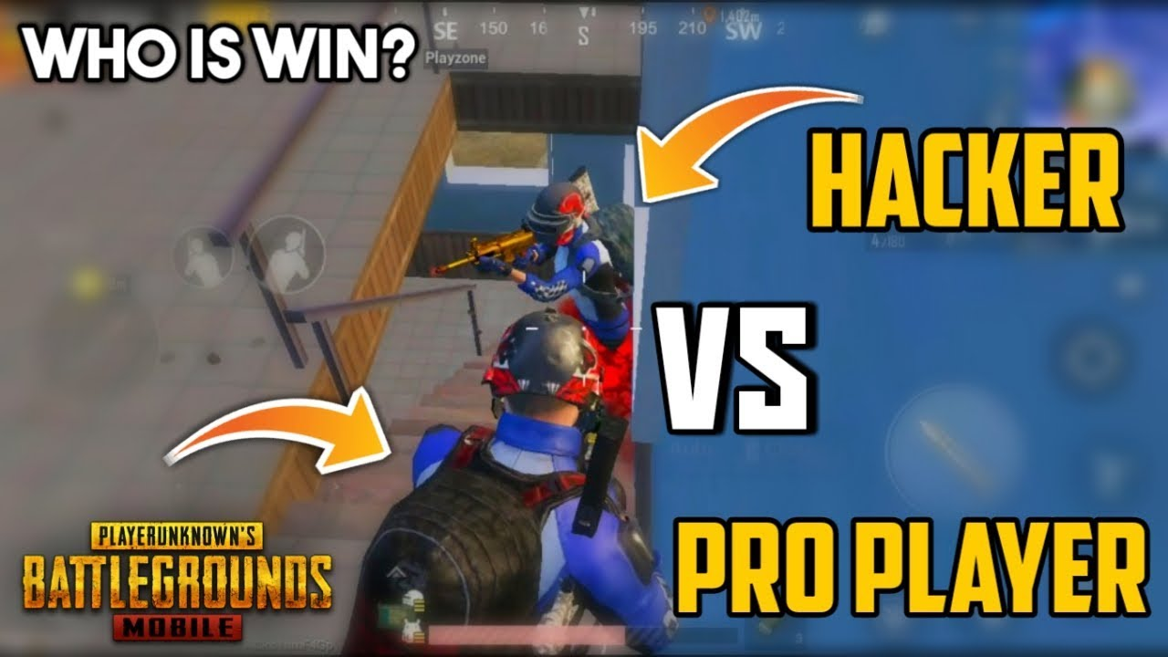 PUBG Mobile Hacker Vs Pro Player Who Is Win ?? | Hacker 20Kills Gameplay PUBG Mobile [Hindi]