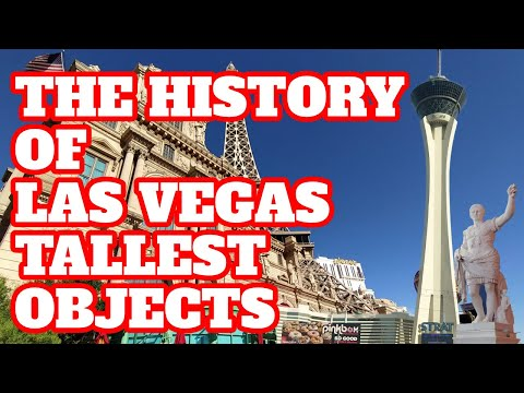 Las Vegas History of Objects You May Have Missed!