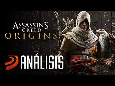 Análisis completo de ASSASSINS CREED ORIGINS