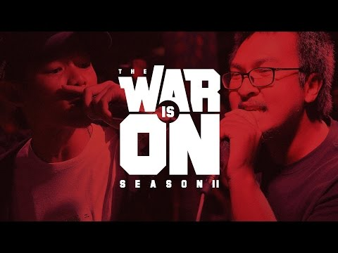 THE WAR IS ON SS.2 EP.3 - HALIBAVG VS REPAZE | RAP IS NOW