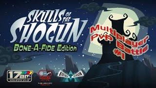 Skulls Of The Shogun - PvP Online  #1(PS4)