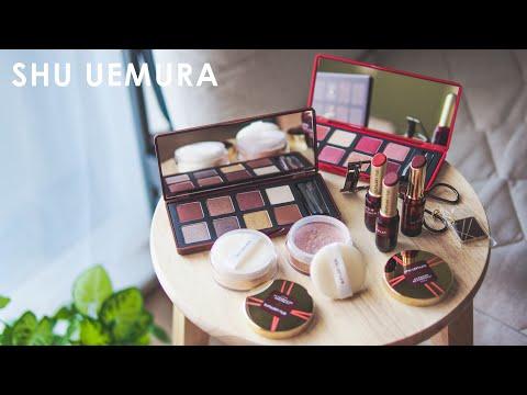 PEEK | Shu Uemura X La Maison Du Chocolate | Holiday 2018