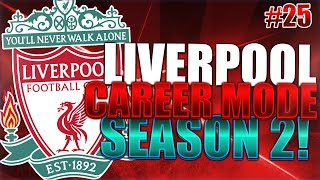 LIVERPOOL CAREER MODE S2EP25 - CHAMPIONS LEAGUE SEMI FINAL!!!! - FIFA 16