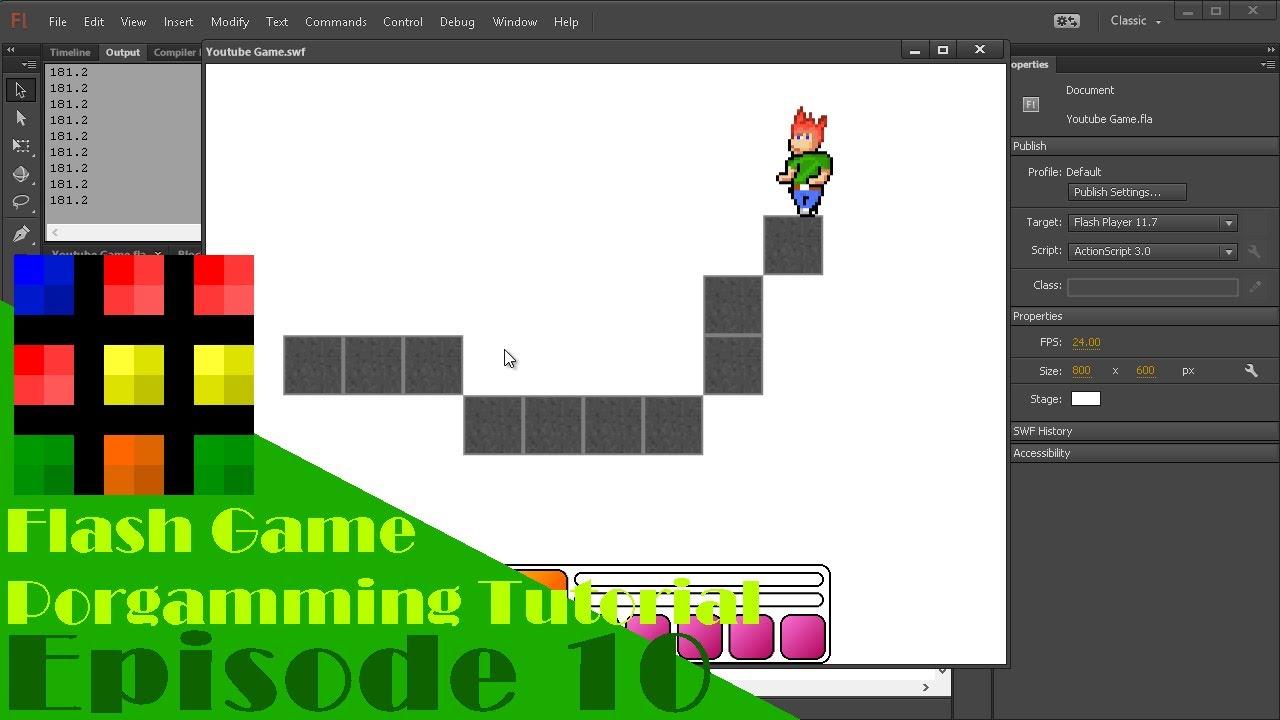 Topic 78 | flash programming tutorial | macromedia flash mx.