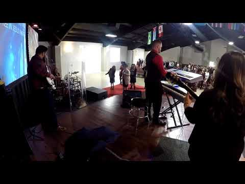 "Victory Outreach Palmdale ""I will live"" (Cover)"