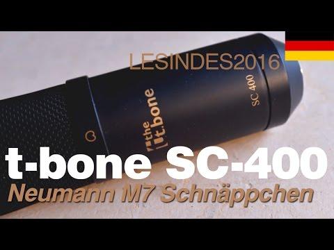 t-bone SC-400 //