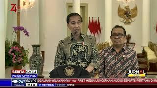 Jokowi Perintahkan Kapolri Tindak Tegas Pelaku Rasisme