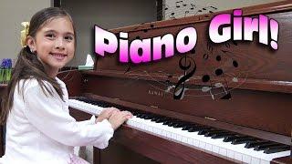 PIANO GIRL Jillian 39 s Piano Recital 2016