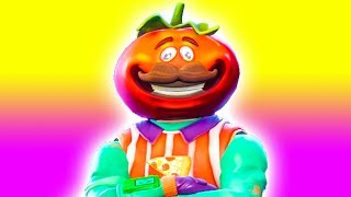 New Tomato Skin! 🔴 Fortnite Battle Royale PC Gameplay & Tips