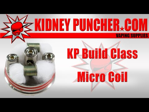 Micro Coil - Kidney Puncher Build Class