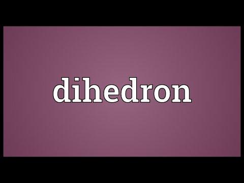 Header of dihedron