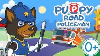 Щенячий детский патруль 🐶 Перекресток 🐶 Обзор игры