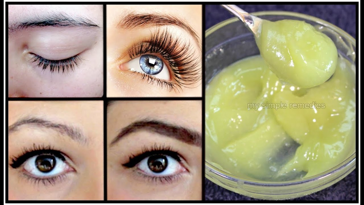 a036e691dbd Grow Your EyeLashes & EyeBrows Thick & Long In Just 3 Days - My Simple  Remedies