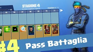 WHAT THEME WILL THE BATTLE PASS 4 HAVE? NINJA OR ATENE? - Fortnite Battle Royale ITA