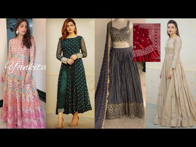 Festive Designer Anarkali Salwar Kameez / Lehenga Choli / Cotton Saree #Online Shopping #prititrendz