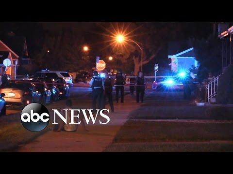 Cop's Son Shot