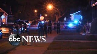 Cop's Son Shot Dead in Chicago