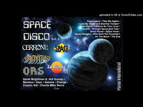 Space Disco, Vol. 2 [Compilation] (1977-81)