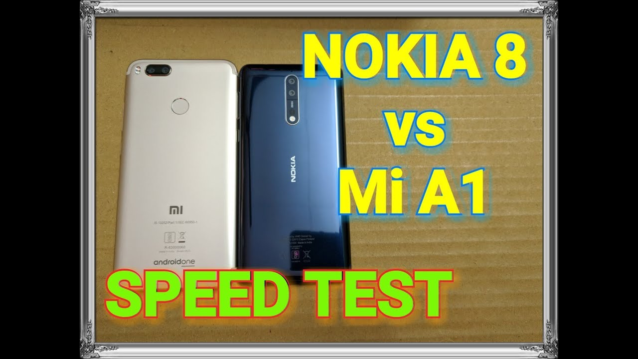 nokia android one test