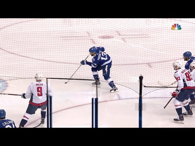 Paquette gets Lightning off to a fast start