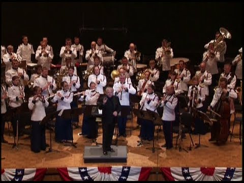 Stars and Stripes Forever - U.S. Coast Guard Band