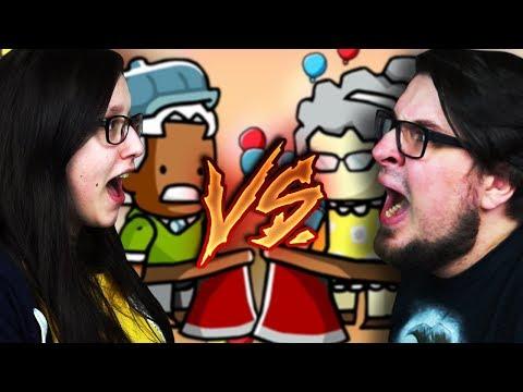 OMA vs OPA - Scribblenauts Showdown