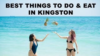 Best things to do and eat in Kingston, Jamaica