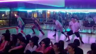 Ciara - Give me Love Coreografia Chicos