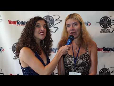 Genoveva Rossi 2 - Northeast Film Festival Red Carpet 2016