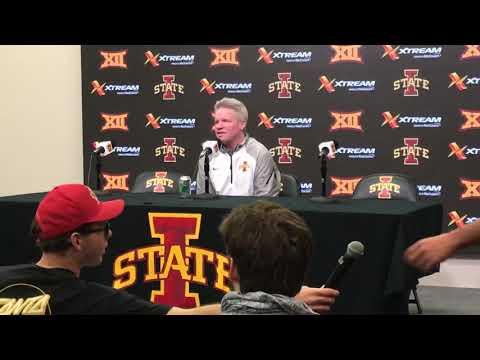 Dave Sprau - VIDEO: ISU WBB Bill Fennelly, Bridget Carleton & Kristin Scott