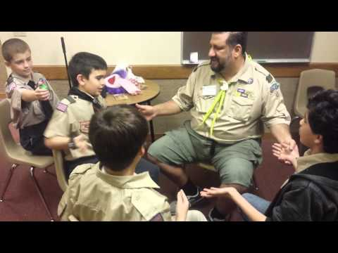 How to teach the Scout Law