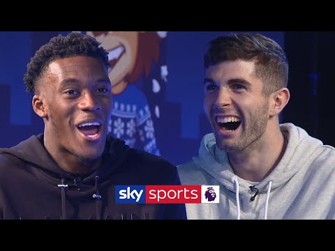 How Many Chelsea Teammates Can Hudson-Odoi Name In 30 Seconds? | Lies | Hudson-Odoi Vs Pulisic