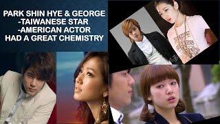 Video George Hu and Park Shin Hye Has A Nice Chemistry download MP3, 3GP, MP4, WEBM, AVI, FLV Maret 2018