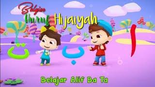 Download Lagu Alif Ba Ta - For Children - Belajar Huruf Hijaiyah mp3