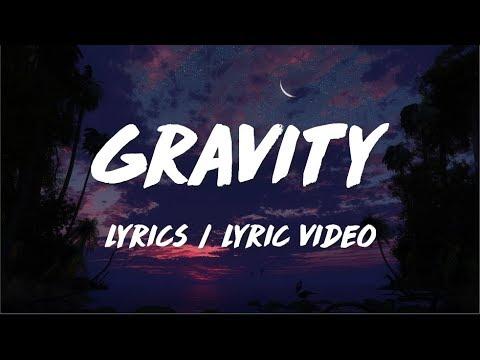 Cherry Beach - Gravity (Lyrics / Lyric Video)