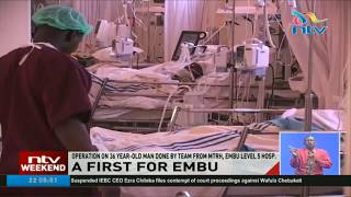 Embu level 5 hospital successfully does first kidney transplant