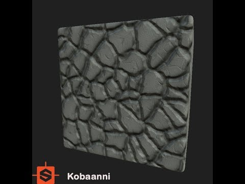 Creating Stone Wall Texture In Substance Designer