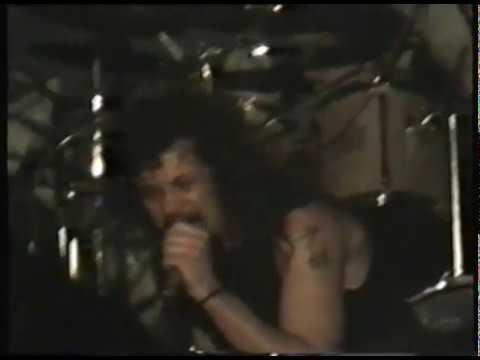 Extrema - Live At New Rock Cafè - Capolago (VA) 22.03.1996