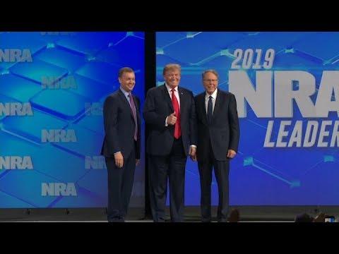 Trump anunció que retira a EEUU del Acuerdo de Comercio de Armas de ONU