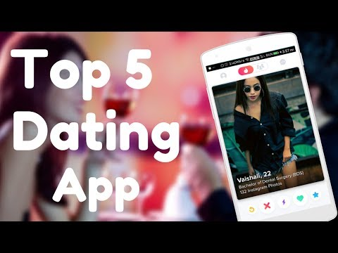 Top 5 Awesome Dating Apps in India 2017